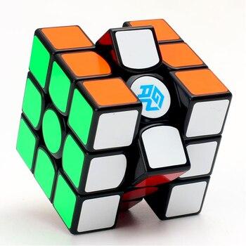 Gan 356 Air SM R 3x3x3 Magic Speed Cube Master Puzzle Magnetic 3x3 Professional Gans Cubo Magico Gan356 Toys For Children 1