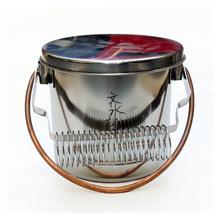 Washer with Handle Large-Capacity Barrel-Bucket Brush Painting-Tool FILTER-SCREEN Artist