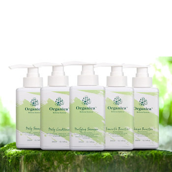 Innovative 5 Pcs Keratin Complete Hair Treatment For Straightening and Smoothing and Repair.