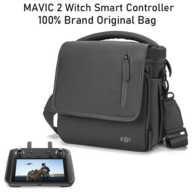 Dji Mavic 2 torba inteligentny kontroler marki oryginalna wodoodporna torba na ramię torba dla Mavic 2 pro/zoom akcesoria do toreb na ramię