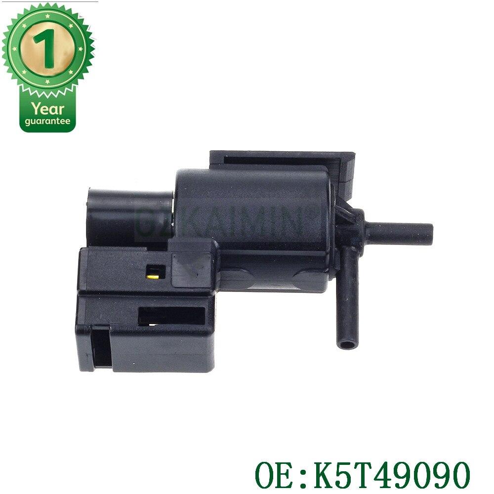 NEW Oem KL01-18-741   KL0118741  K5T49091   EGR Vacuum Solenoid  For  Mazda  Rx8 Vacuum Solenoid K5T49090