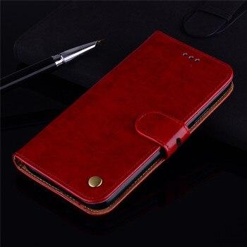 Funda de cuero Retro con tapa para Huawei P30 funda tipo cartera para Huwei P30 funda de teléfono con cartera de lujo para Huawei P30 Coque Fundas covet