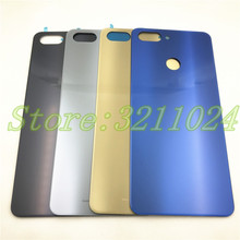 """5.7"""" For ZTE Blade V9 V0900 Glass Battery Back Cover Case Housing Cover With Adhesive Sticker"""