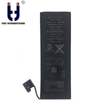 ITUF Brand new Original Mobile Phone Battery High Capacity Replacement Batterie For iphone 5 5S 5SE iphone 6 6S iphone 7 8(China)