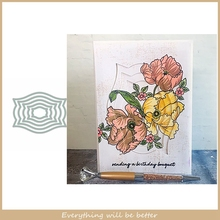 Cobweb Frame Hollowed Layered Metal Cutting Dies DIY Handmade Make Cards New Scrapbook Craft New Stencil Embossing Paper Die Cut cute baby clothes bow lace leather belt button metal cutting dies diy scrapbook craft new stencils make cards embossing paper