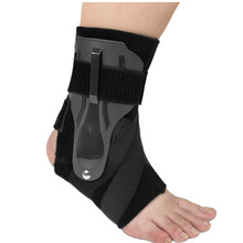 цена на Ankle Support Brace Foot Splint Guard Sprain Orthosis Fractures Ankle Strap Wrap For First Aid Plantar Fasciitis Heel Pain 1Pcs