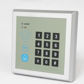 Access control card swipe password ID induction access control all-in-one