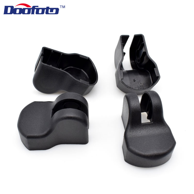 Doofoto 4x Car Door Limiting Stopper Cover For <font><b>Honda</b></font> Civic Jazz CRV Dio NC750X Fit Accord 2018 2006 Car Accessories Styling Case image