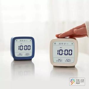 Image 2 - Sensor de humedad Youpin Qingping con Bluetooth, Sensor de temperatura y humedad, Mijia luz nocturna, alarma LCD, termómetro Mihome App