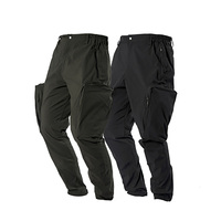 PUPIL TRAVEL PT K 810 tactical cargo pants techwear hip hop loose multiple pockets casual joggers punk trousers streetwear