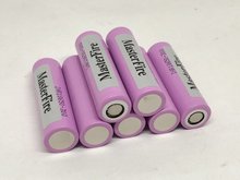 цена на MasterFire 10pcs/lot 100% Original 3.7V INR 18650 30Q 3000mAh Rechargeable Lithium Battery For 18650 E-Cigarettes Batteries