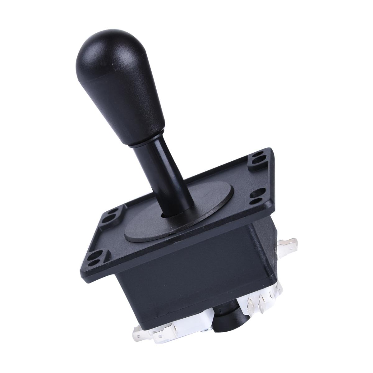 New Competition 4 Way 8 Way American HAPP NEOGEO Joystick Arcade Jamma Mame with Microswitch Controller Black Stick