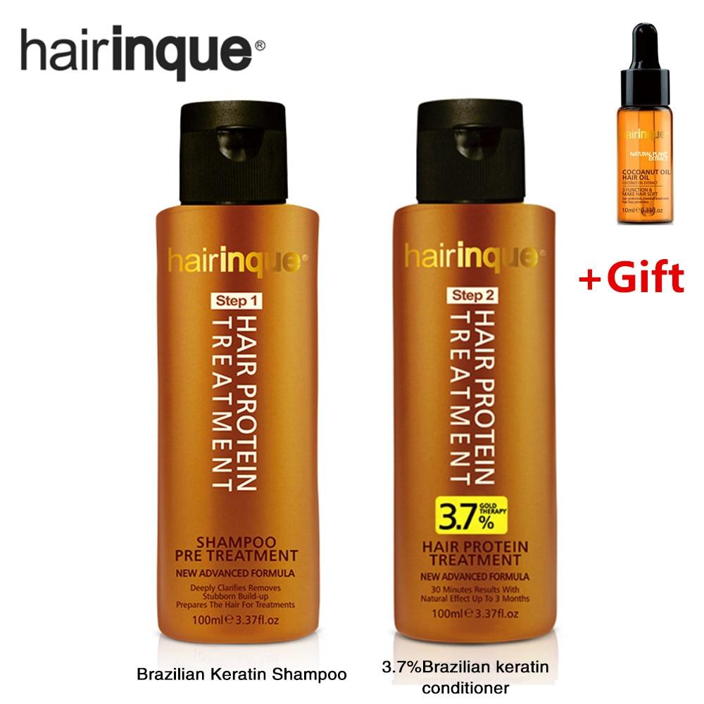 100ml Hair <font><b>Shampoo</b></font> & <font><b>conditione