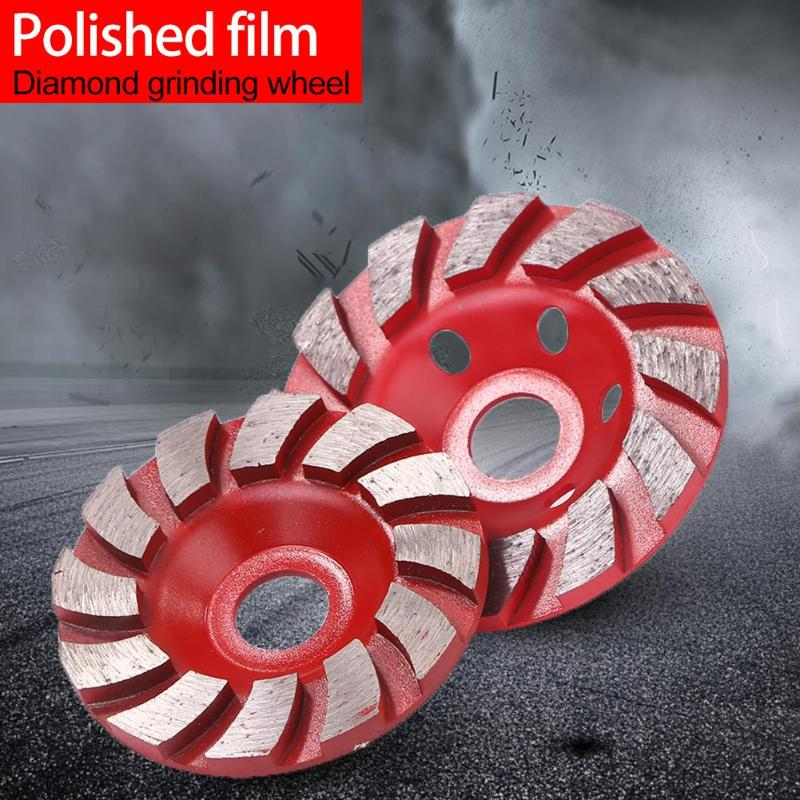 1Pc 70mm Ceramic Grinding Wheel Abrasive Rotary Tool For Metal Stone 180 Grit