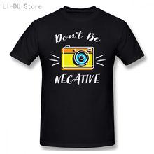 Мужские топы футболка фотограф счастливый Винтажный стиль хип
