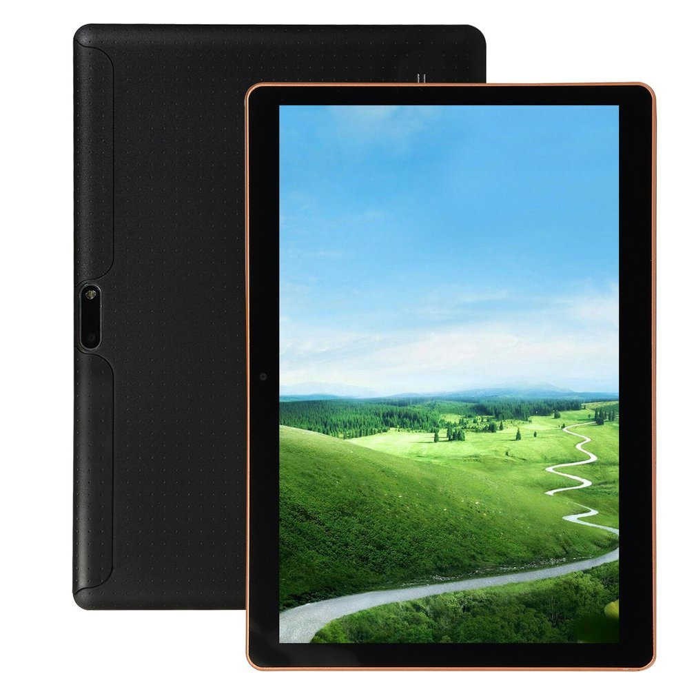 2019 10 pouces tablette PC 3G 4G LTE Android 8.1 10 Core métal tablettes 8GB RAM 128GB ROM WiFi GPS 10.1 tablette IPS WPS CP9 - 3