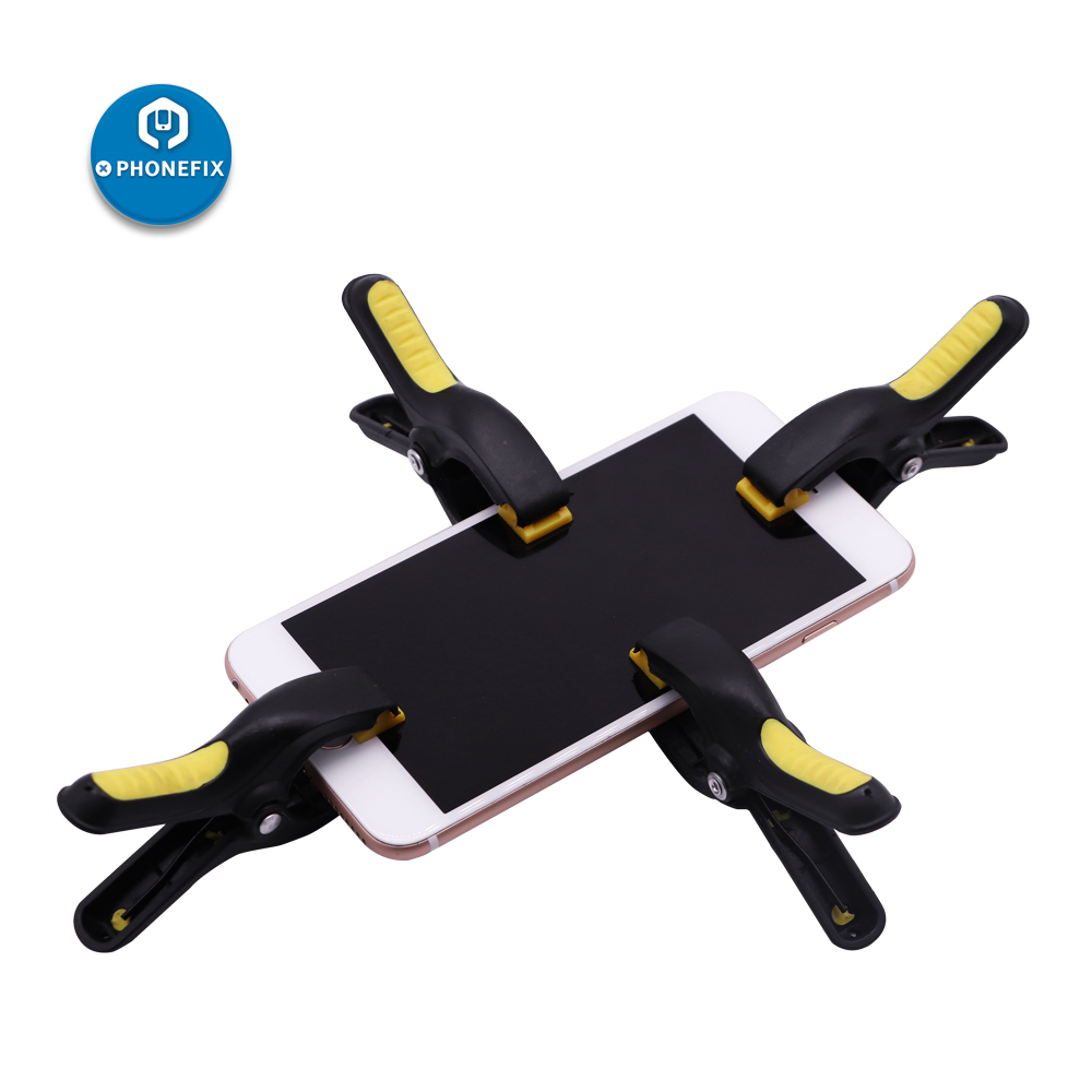PHONEFIX Fastening Clamp Plastic Clip Fixture Holder For IPhone IPad Mobile Phone  LCD Display Screen Repair Tools