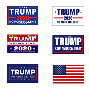 2020 USA President Flag For Donald Trump Flag Free Shipping