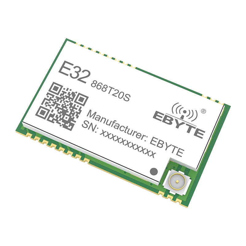 Image 5 - SX1276 868MHz 100mW 20 dBm SMD TTL E32 868T20S ebyte Wireless Transceiver Long Range 3km LoRa IPEX Transmitter and Receiver-in Fixed Wireless Terminals from Cellphones & Telecommunications