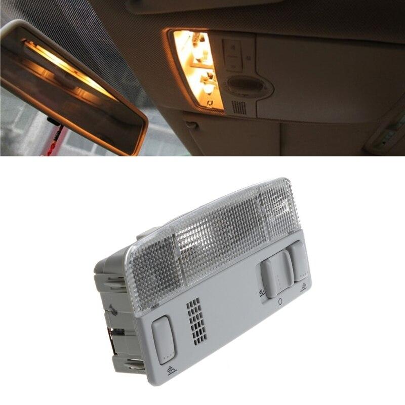 Car Reading Interior Light For VW Passat B5 Golf 4 Bora Polo Caddy Touran FabiaSignal Lamp   -