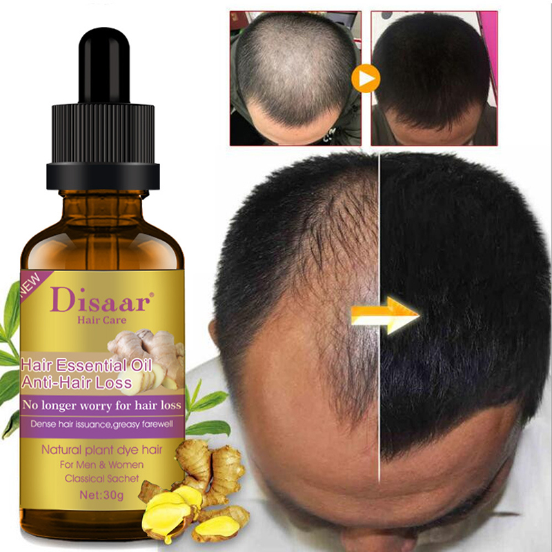 Hair Growth Essential Oil Hair-restorer Prevent Hair Loss Treatment Fast Grow Hair Repair Pilatory Promote Hair Growth