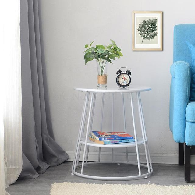 Round Side Table 3