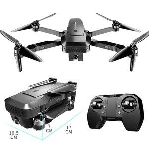 Image 2 - OTPRO GPS 5G WiFi 1080P FPV עם 4K UHD מצלמה 3 ציר Gimbal כדור פנורמה RC drone Quadcopter RTF DRON צעצועי מתנה VS H117s