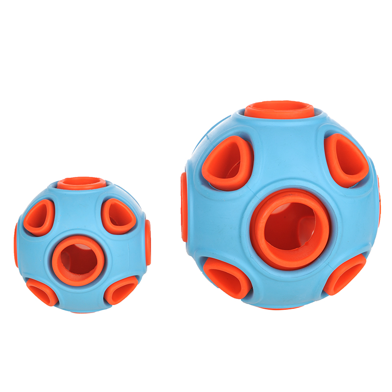 HOOPET Pet Dog Toys Toy Funny Interactive Ball Dog Chew Toy For Dog Ball Of Food