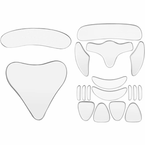 1/2PCS Anti-wrinkle Silicone Gel Pad Facial Forehead Cheek Line Anti-aging Patches Reusable Face Chin Breast Chest Lifting Patch