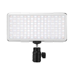 NiceFoto SL-120A Portable LED Video Light Lamp Panel for Video Recording Professional Studio Wedding Photography Live Video
