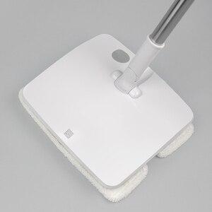 Image 2 - 2020 חדש SWDK D260 חשמלי לשטוף לבית כף יד אלחוטי מגב רצפת חלון מנקי רטוב מטאטא שואב אבק מכונה