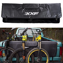 XXF Tailgate Protector Pad For MTB road bikes Rack Pad with Straps Pick-up pad Mid-Size Pickup Trucks bikes Bike Accessories
