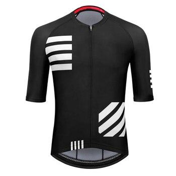 Sirokoing-ropa de ciclismo para hombre, pro team de verano 2020, camiseta transpirable...