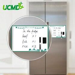 A4 Herbruikbare Dagelijks Bericht Tekening Schrijven Koelkast Bulletin White Board Magnetische Wekelijkse Planner Herinneren Memo Koelkast Sticker
