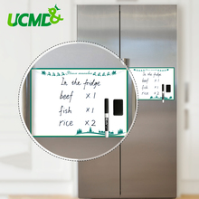 A4 Reusable Daily Message Drawing Writing Refrigerator Bulletin White Board Magnetic Weekly Planner Remind Memo Fridge Sticker