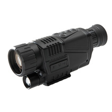 5x40 HD Digital Night Vision can photograph, video, hunt and patrol infrared monocular telescope at night