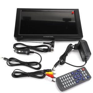 Image 5 - LEADSTAR 10in 스크린 DVB T2 16:9 1080P 자동차 디지털 TV 스테레오 주변 휴대용 TV