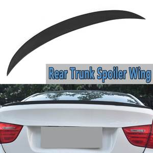 High Quality Car Rear Trunk Boot Lip Spoiler Wing Lid Big ForBMW E93 2Dr Convertible 2007-2015 ABS Plastic E93 Wing Spoiler