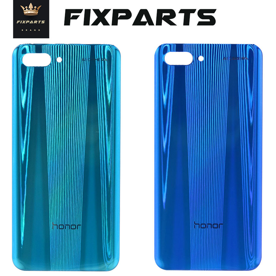 For HUAWEI Honor 10 Back Glass Battery Cover Rear Glass Door Housing For Huawei Honor 10 Lite Battery Cover Honor10 Back Panel