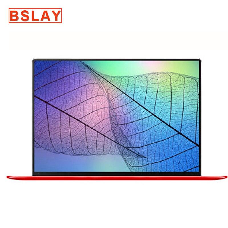 15,6 дюймовый ноутбук 8G Оперативная память 1 ТБ/512G/256G/128G SSD Встроенная память Тетрадь компьютер FHD IPS Экран 4 ядра Игровые ноутбуки win10