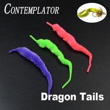 Contemplator 5 цветов 57 '' завязывающий хвост дракона
