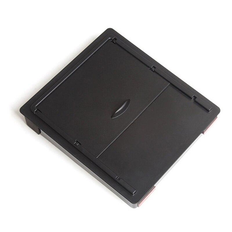 Органайзер для центральной консоли, подлокотник, скрытый ящик для хранения для Tesla Model 3, Прямая поставка