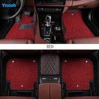 Ynooh car floor mat for fiat freemont bravo 2007 500x 500L albea ducato idea linea palio panda croma car accessories