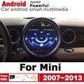 2 Din Auto Multimedia Player Android Auto Radio Für Mini Luke One Cooper S D R56 2007 ~ 2013 DVD auto Radio Stereo GPS Navigation