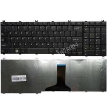 Para Toshiba Satellite L670 L670D L675 L675D C660 C660D C655 L655 L655D C650 C650D L650 C670 L750 L750D EUA Teclado do laptop