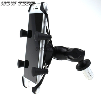 Phone Holder for HONDA VFR 1200F VFR1200F/DCT CBR 400R 500R 600F4I CBR500R Motorcycle Accessories GPS Navigation Bracket image