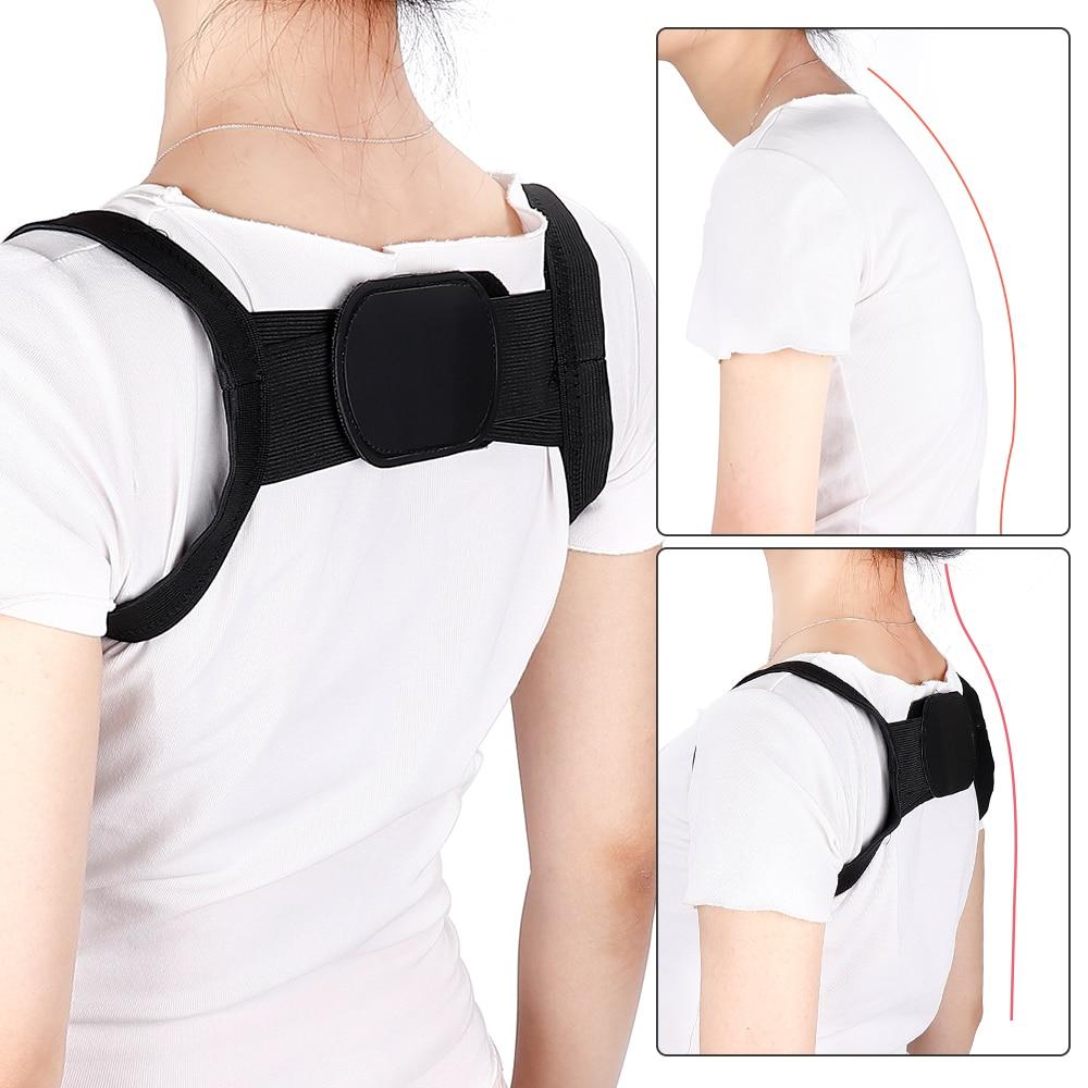 Adjustable Size Back Shoulder Posture Corrector Brace Support Belt Straighten Posture Correction Orthopedic Beauty Corset