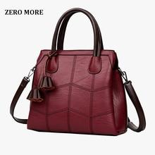 все цены на Sac A Main Genuine Leather Luxury Handbags Women Bags Designer Hand bags Women Shoulder Crossbody Messenger Bag 2019 Casual Tote онлайн