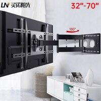 Staffa universale per montaggio a parete TV per 32