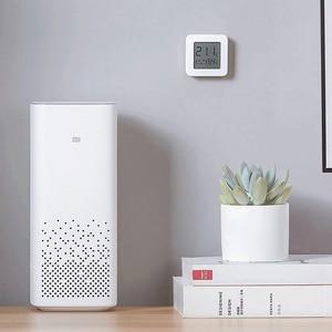 Image 5 - [Versão mais recente] termômetro xiaomi mijia de bluetooth, termômetro elétrico sem fio inteligente e digital com higrômetro, funciona com o aplicativo mijia